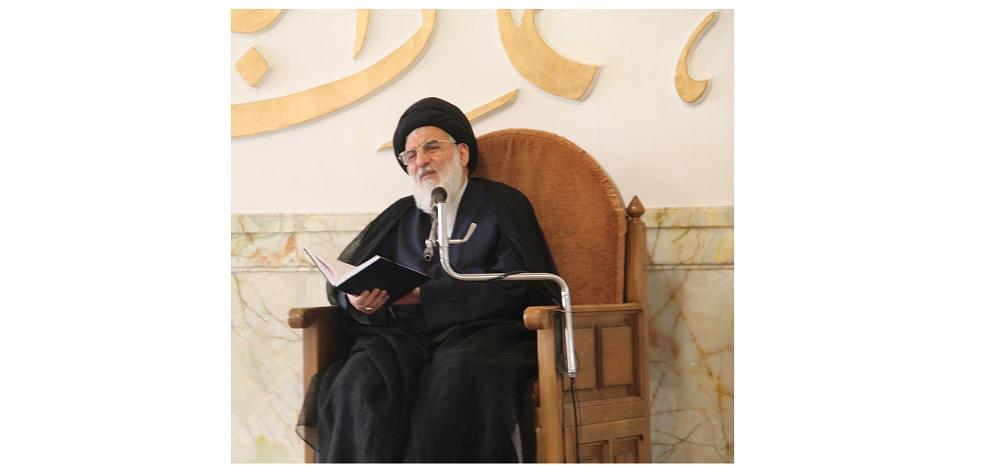 بيان سماحة آية الله العظمى السيد محمود الهاشمي(مدظله) بمناسبة ولادة الامام الحسن العسكري عليه السلام